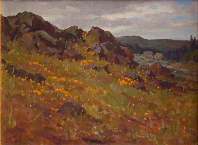 John Gamble - Marin County, 1901